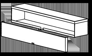 NEMA 3R Screw Cover Wireway