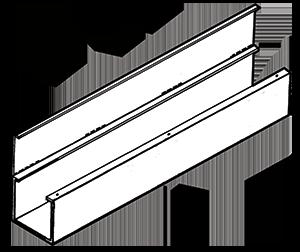 NEMA 1 Hinge Cover Wireway