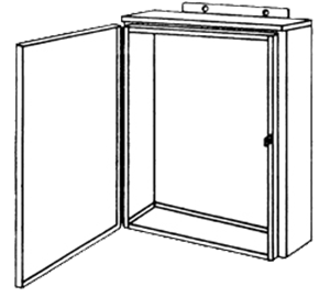 NEMA 3R Telephone Cabinet