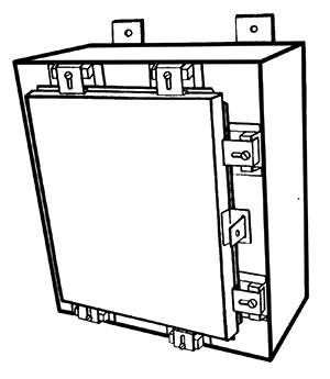 NEMA Type 4 Aluminum Wall Mount Enclosure