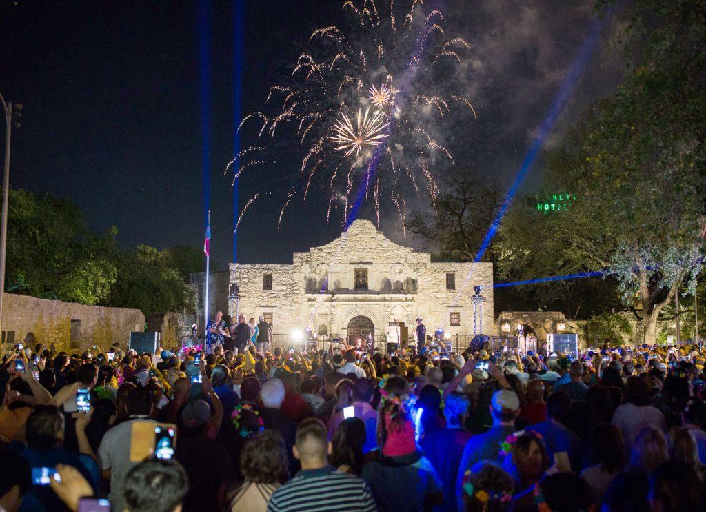 Fiesta in San Anonio