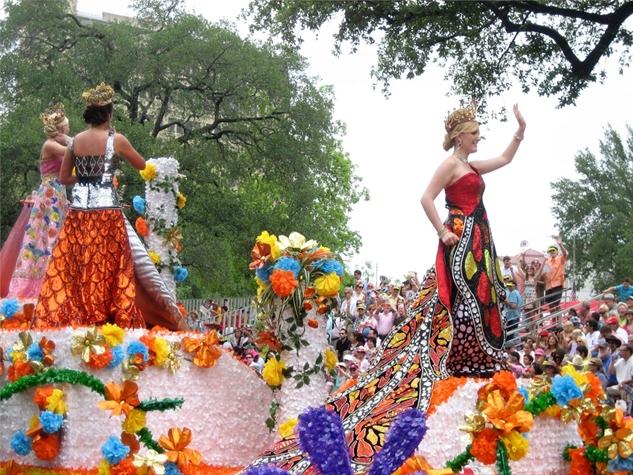 Fiesta San Antonio!!!!!